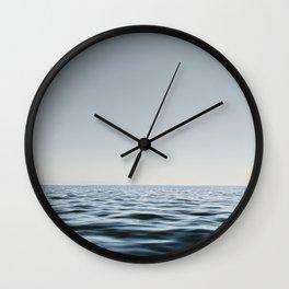 Seascape Wall Clock