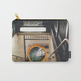 New York City Portal to the Forest Carry-All Pouch