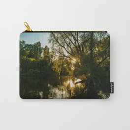 River Great Ouse from a boat Carry-All Pouch