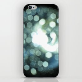 Open Source Intelligence Project - Earth Logo iPhone Skin