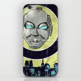 Domo Arigato iPhone Skin