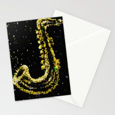 space sax Stationery Cards