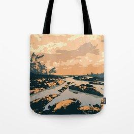 The Massasauga Park Poster Tote Bag