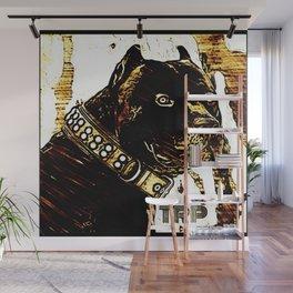 Pit Bull Models: Khan 03-01 Wall Mural