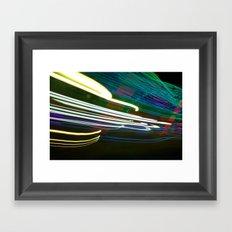 Night Light 97 Framed Art Print