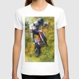 Extreme Biker - Dirt Bike Rider T-shirt