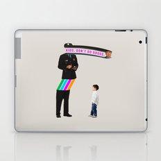 Kids. Don't Do Drugs Laptop & iPad Skin