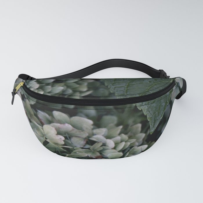 flowers and rain Fanny Pack