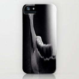 DEATH by Igh Kihl Media Piffington Kushfield Photography iPhone Case