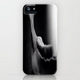 DEATH by Igh Kihl Media Piffington Kushfield Photography iPhone Case