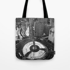 Fifty Ninth Street Freeze-Out    Tote Bag