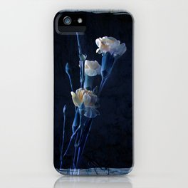 Yellow Carnation iPhone Case