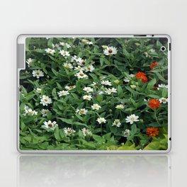 Tiny Flowers Laptop & iPad Skin