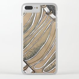 Toubkal 4 Clear iPhone Case