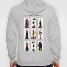 Witches are bitches  Hoody