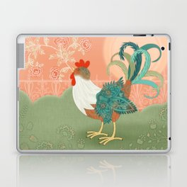 I've Got To Crow Laptop & iPad Skin
