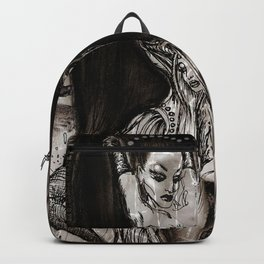 Good And Evil Backpack