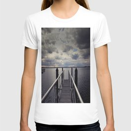 Long walk short pier T-shirt