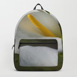 White Lily Backpack