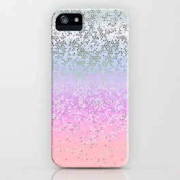 Glitter Star Dust G251 iPhone Case