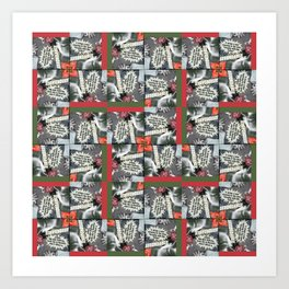 Affordable Quilt Art Print