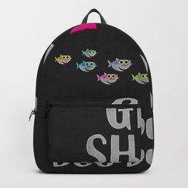 Gigi Shark Doo Doo Backpack