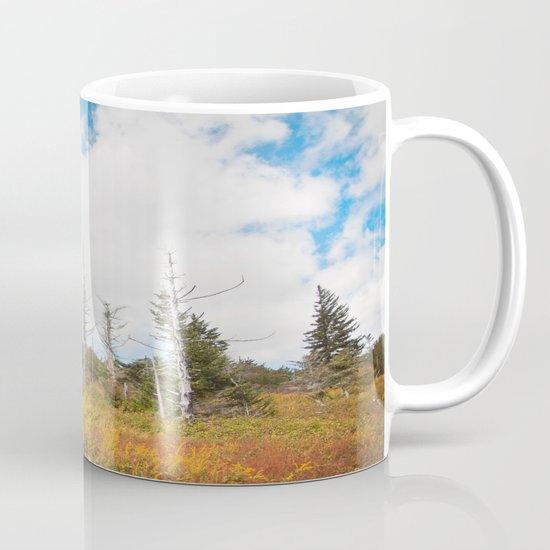 Trees in Mt. Rogers, Virginia Mug