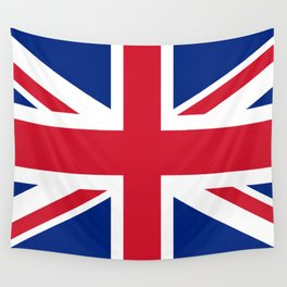 UK Flag, High Quality Authentic 3:5 Scale Wall Tapestry