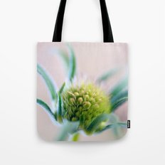 Green Points Tote Bag