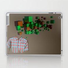 Camisa Laptop & iPad Skin
