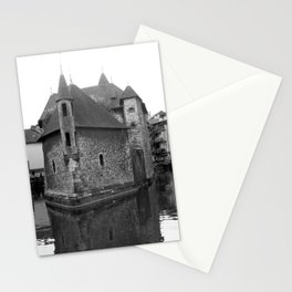 Palais de L'île, Annecy, France Stationery Cards