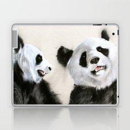Laughing Pandas  Laptop & iPad Skin