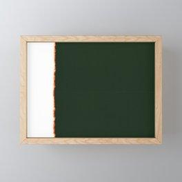 The End 06 Framed Mini Art Print