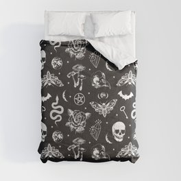 Witchcraft B&W Comforters