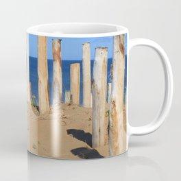 Pilings Coffee Mug