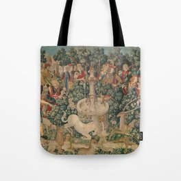 The Hunt of the Unicorn Tote Bag