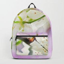 spring flower Backpack