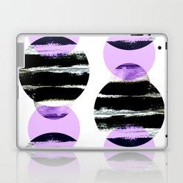 moonlight geometric design Laptop & iPad Skin