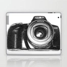 Minolta Camera. Laptop & iPad Skin