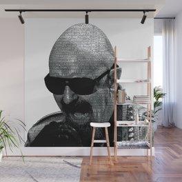 Metal God Wall Mural