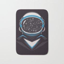 Space man Bath Mat