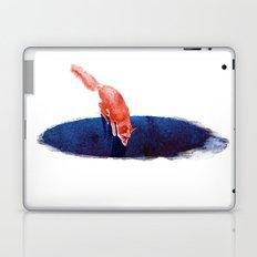 Jump into nowhere Laptop & iPad Skin