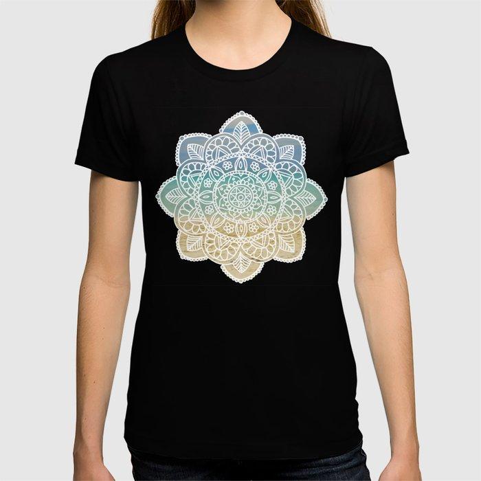Beach Mandala T-shirt