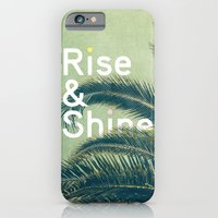 Rise & Shine iPhone 6s Slim Case