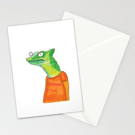 Everything Fine Stationery Cards