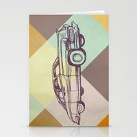 car Stationery Cards featuring Car by Mr & Mrs Quirynen