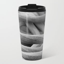 Coiled Rope Travel Mug