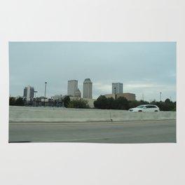 Tulsa Downtown Rug