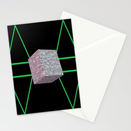 Concrete Cuboid Stationery Cards