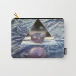 Crystal balls, Velvet, and Mirrors Carry-All Pouch
